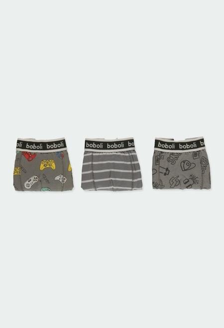 Pack 3 boxers de niño_1