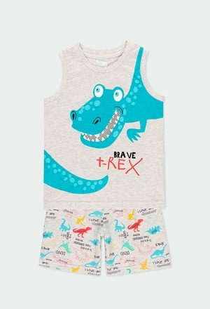 Pijama malha para menino_1