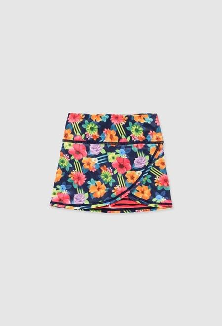 Jupe-short pour fille_1