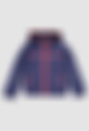 Veste en toile technique pour fille
