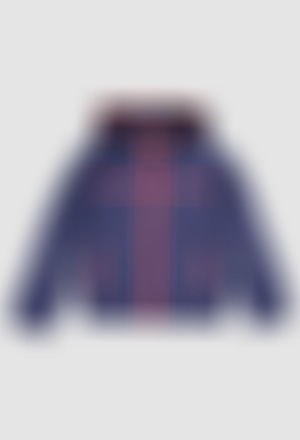 Technical fabric  jacket for girl