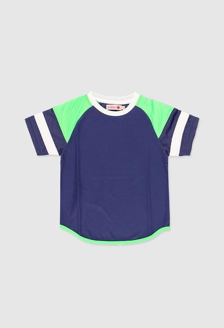 Camiseta de deporte punto de niño_1