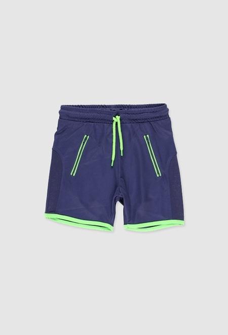 Bermuda tricot pour garçon_1
