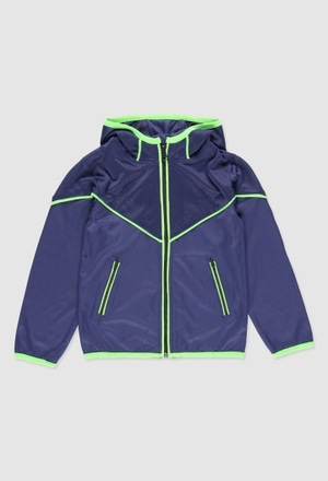 Knit jacket for boy_1